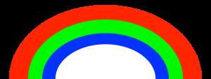 worlds most boring rainbow